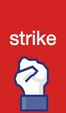 strike-button
